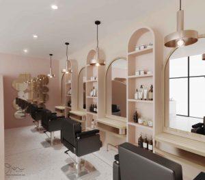 tiệm nail le beauty 10