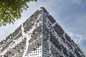 Camo House được thực hiện từ WOW Architects