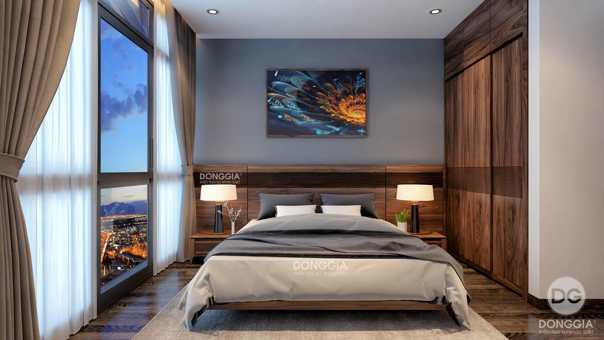 Căn hộ Vinhomes Metropolis 4 Phòng Ngủ thiết kế từ ĐỒNG GIA 02