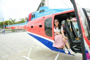 Chiêm Ngưỡng Vịnh Hạ Long trên cao bằng trực thăng