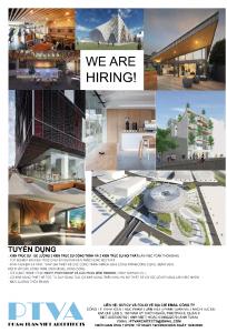 Văn Phòng Phạm Tuấn Việt tuyển dụng Kiến trúc sư