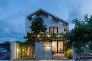 Casa A.N tại Nẵng được thực hiện từ Hinzstudio