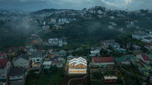 HHT Coffee tại Đà Lạt | Những ngọn đồi nhấp nhô mờ ảo 10