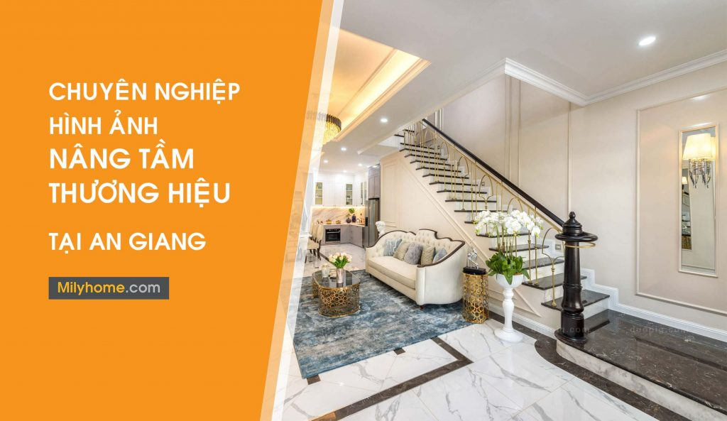 Dịch vụ chụp ảnh Kiến trúc, xây dựng, nội thất tại An Giang