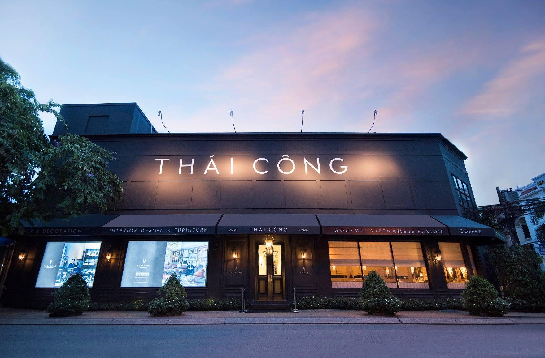 Văn Phòng Thái Công Interior Design tại Việt Nam