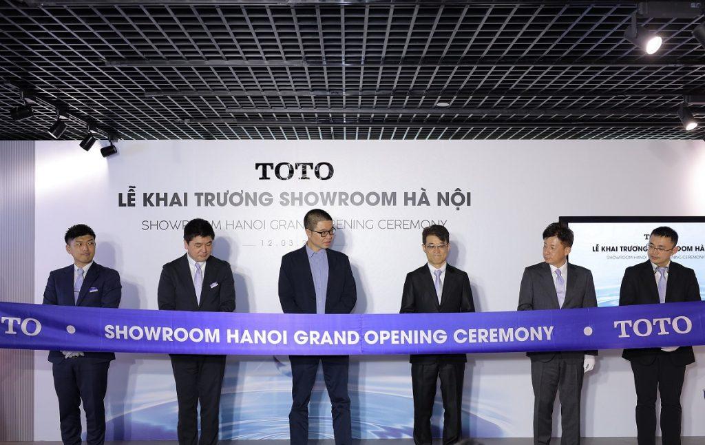 Thương hiệu thiết bị vệ sinh cao cấp - TOTO Vietnam