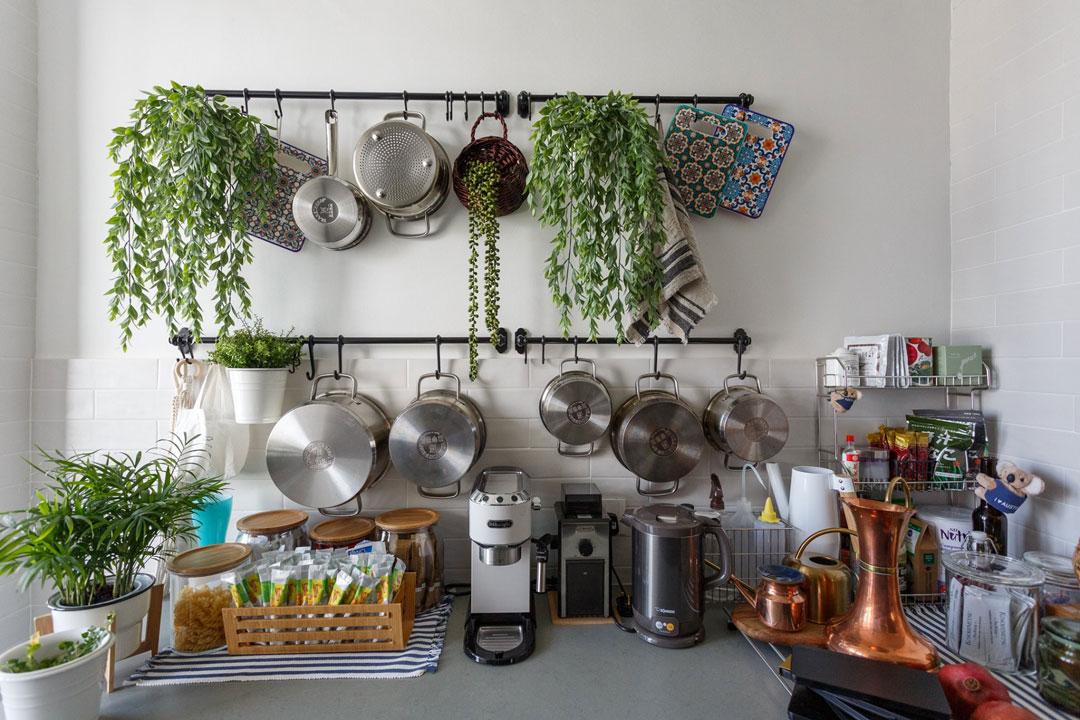 5 vấn đề phổ biến với căn bếp nhỏ