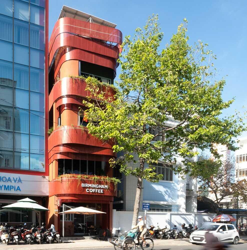 Quán cà phê có kiến trúc đẹp ở Nha Trang