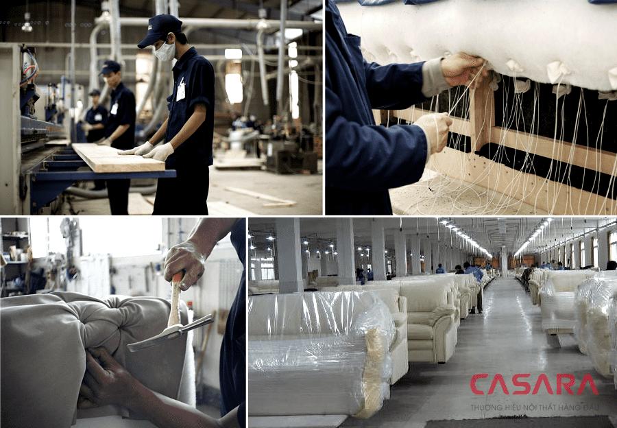 Công ty nội thất Casaca