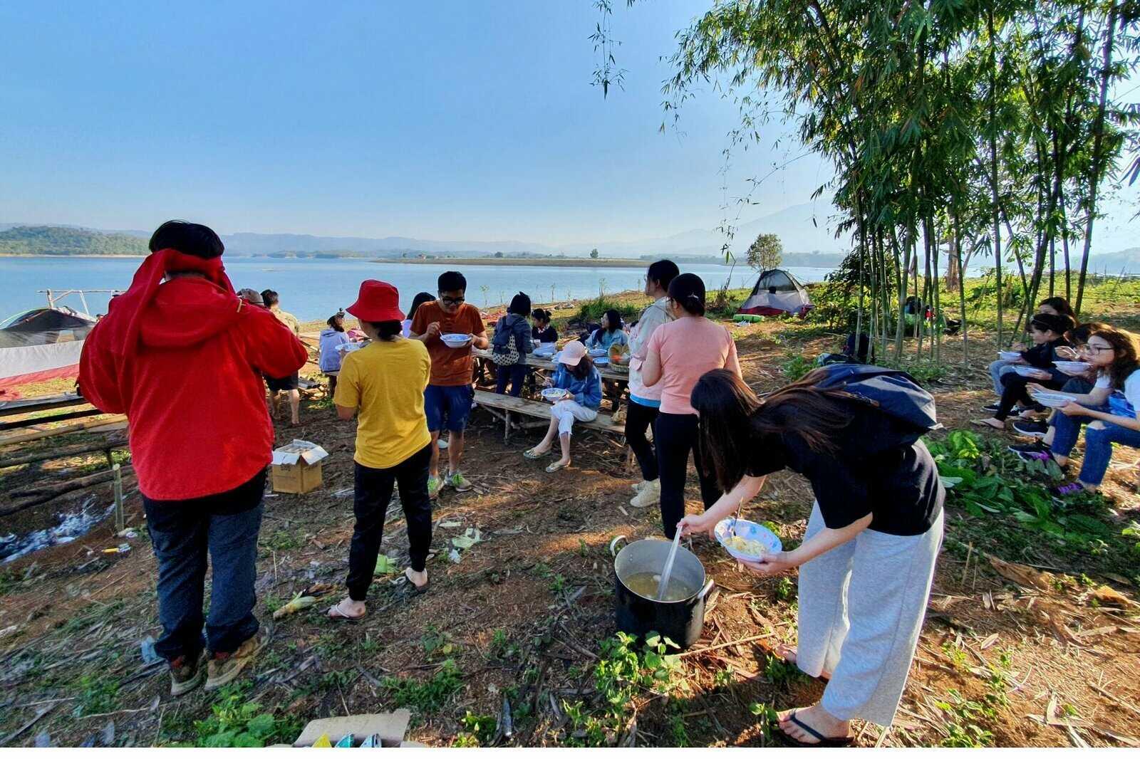 Hồ Tà Đùng