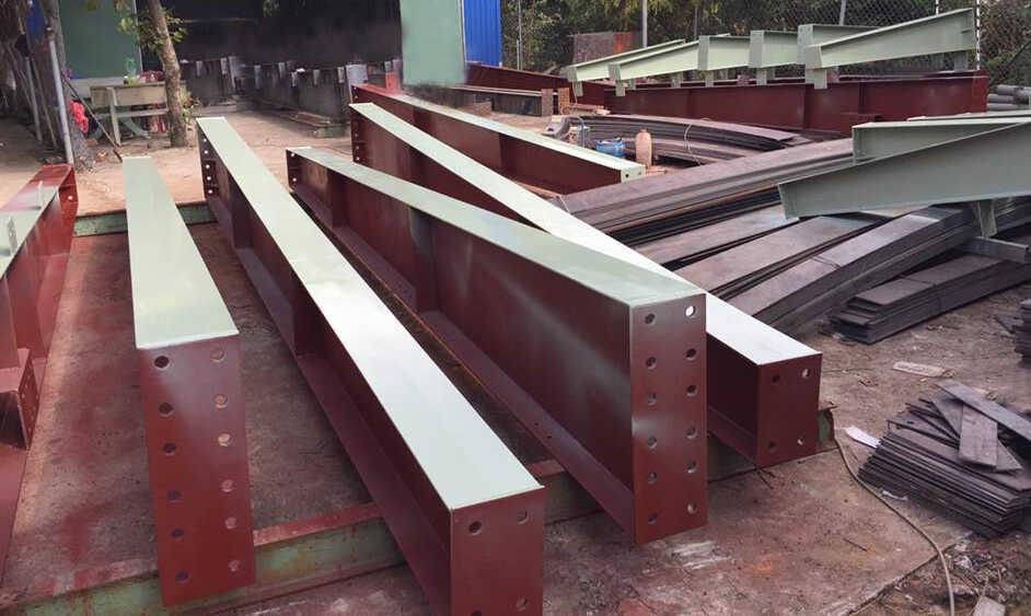 Công ty TNHH Thương mại Dịch vụ Xây dựng Nguyễn Minh