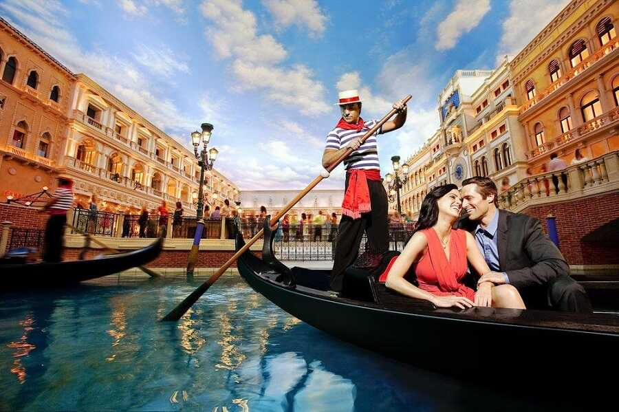 Thành phố Venice