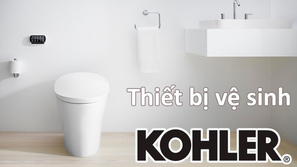 kohler thiết bị vệ sinh