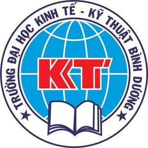 logo trường ktkt bình dương