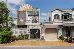 3Become1 House tọa lạc tại Sóc Trăng